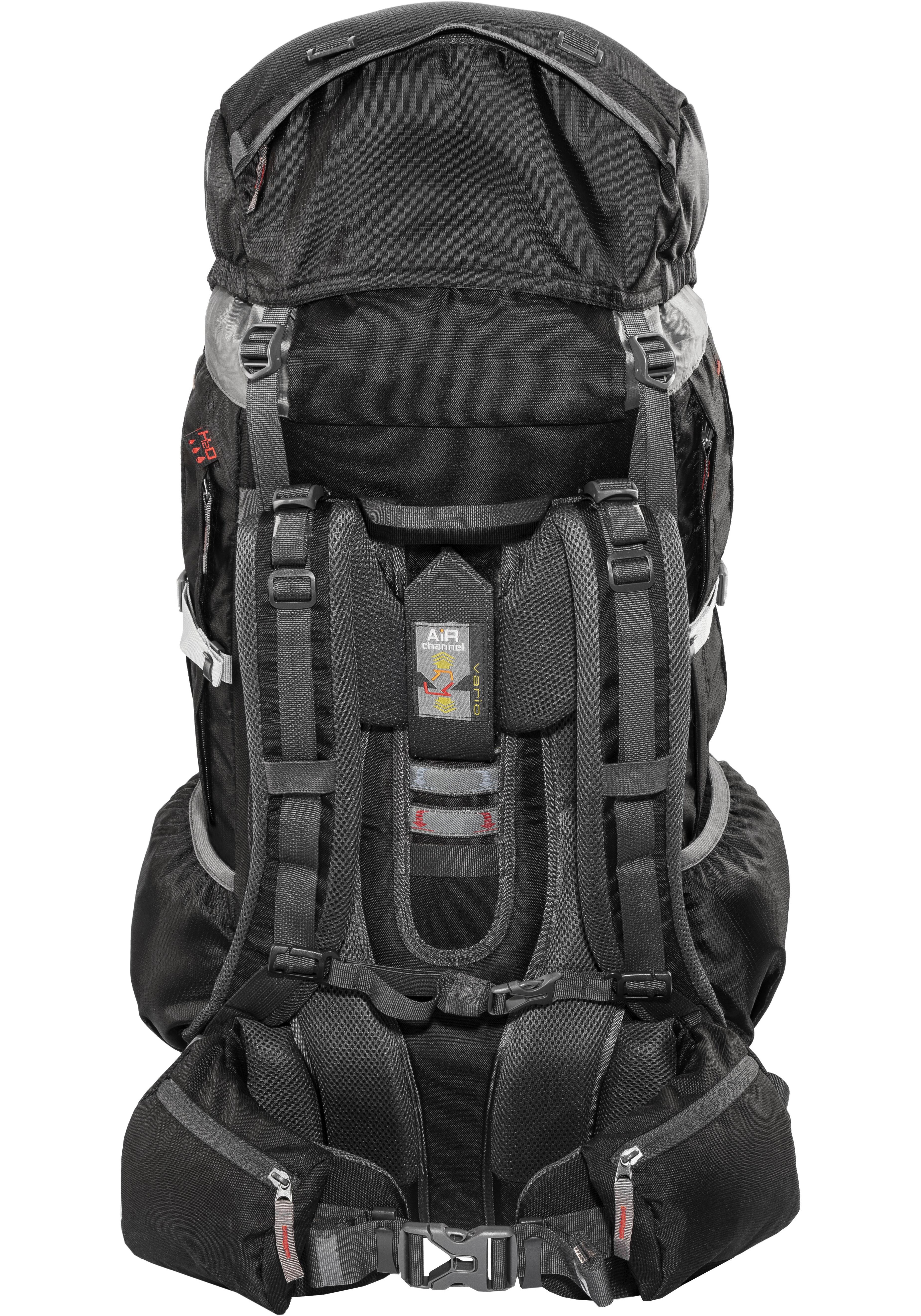 2bcffd9e3f CAMPZ Mountain Pro Backpack 42+10l, black su Addnature